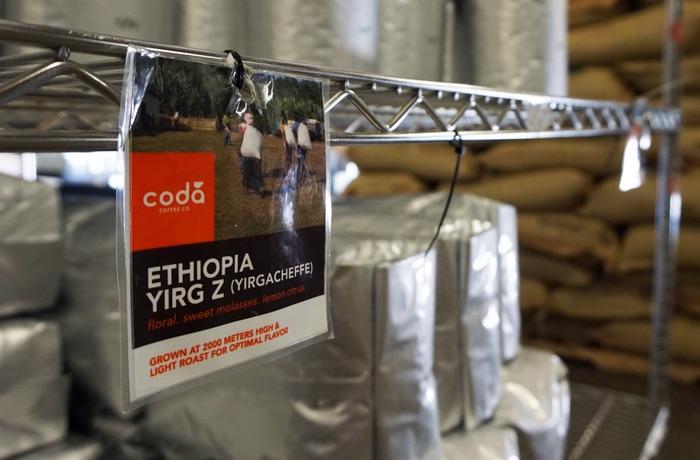 Coda Coffee Label