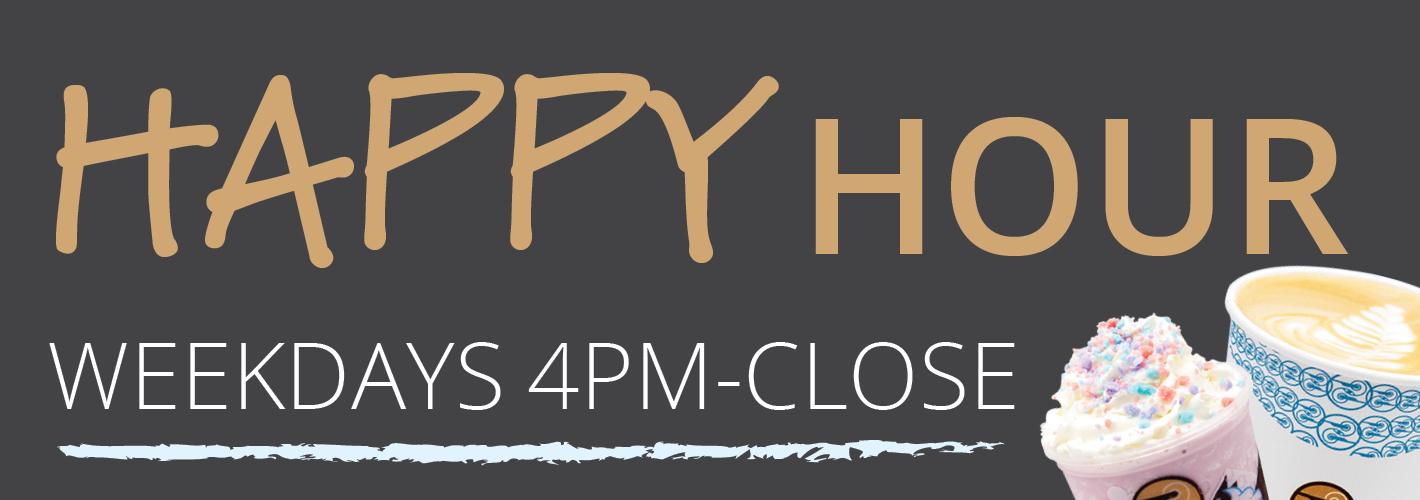 January Evening Happy Hour blog image