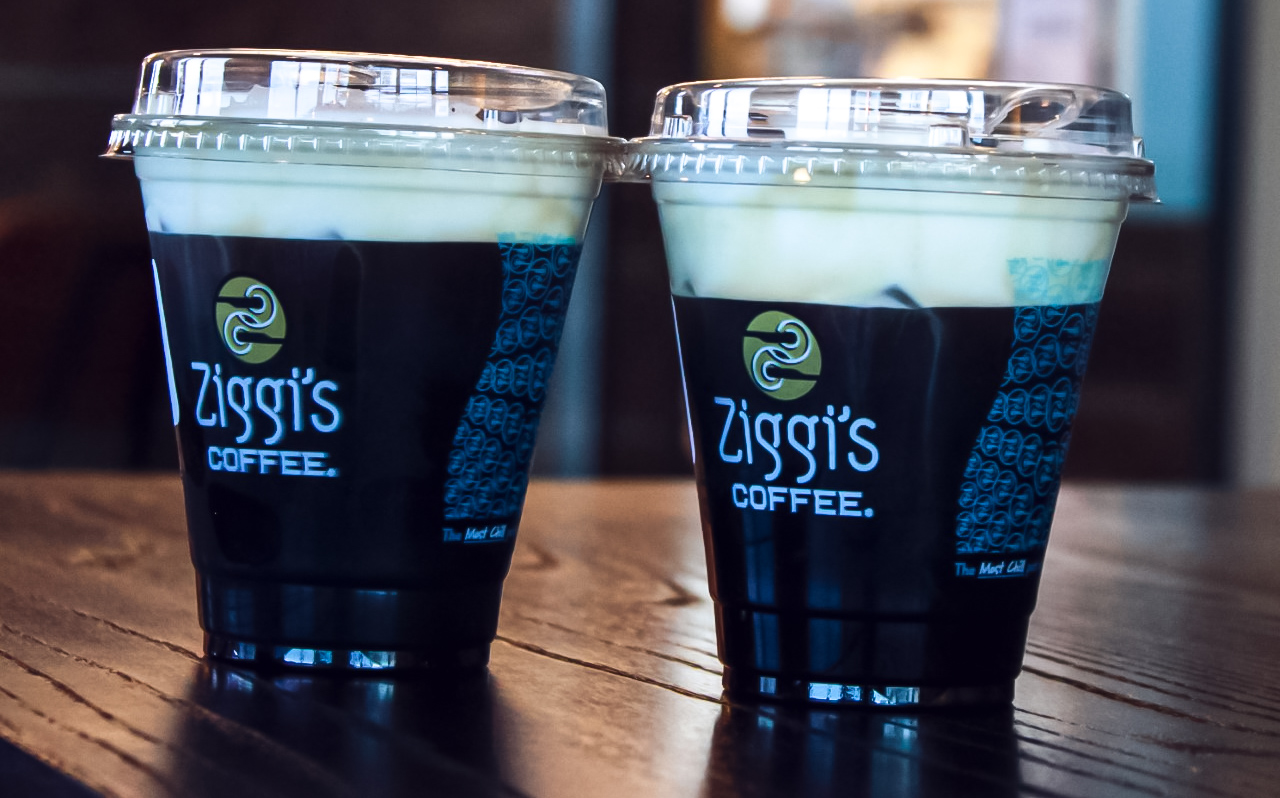 Ziggi's NEW and Improved Cold Brew Coffee blog image