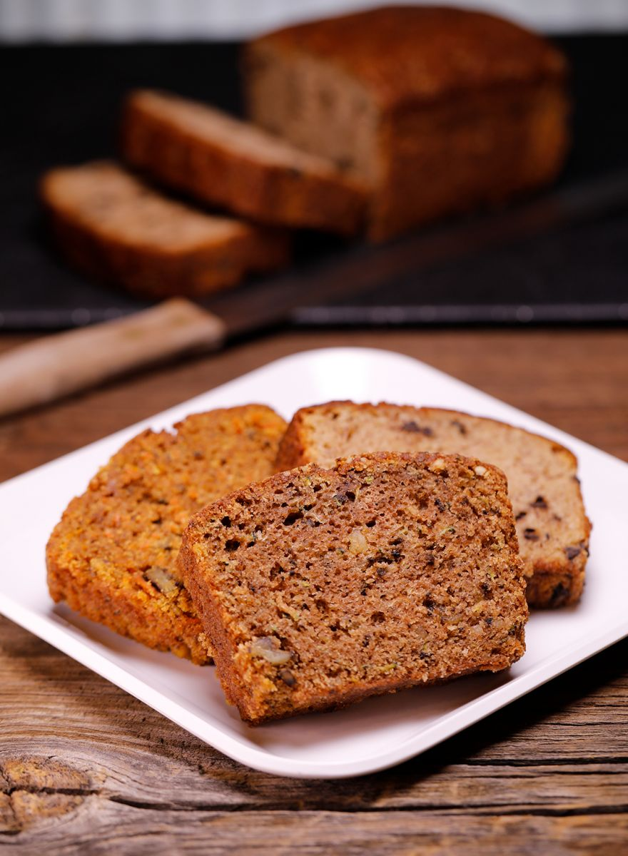 Bread Slices photograph