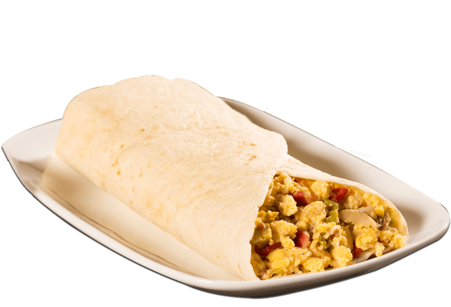 Breakfast Burrito photograph