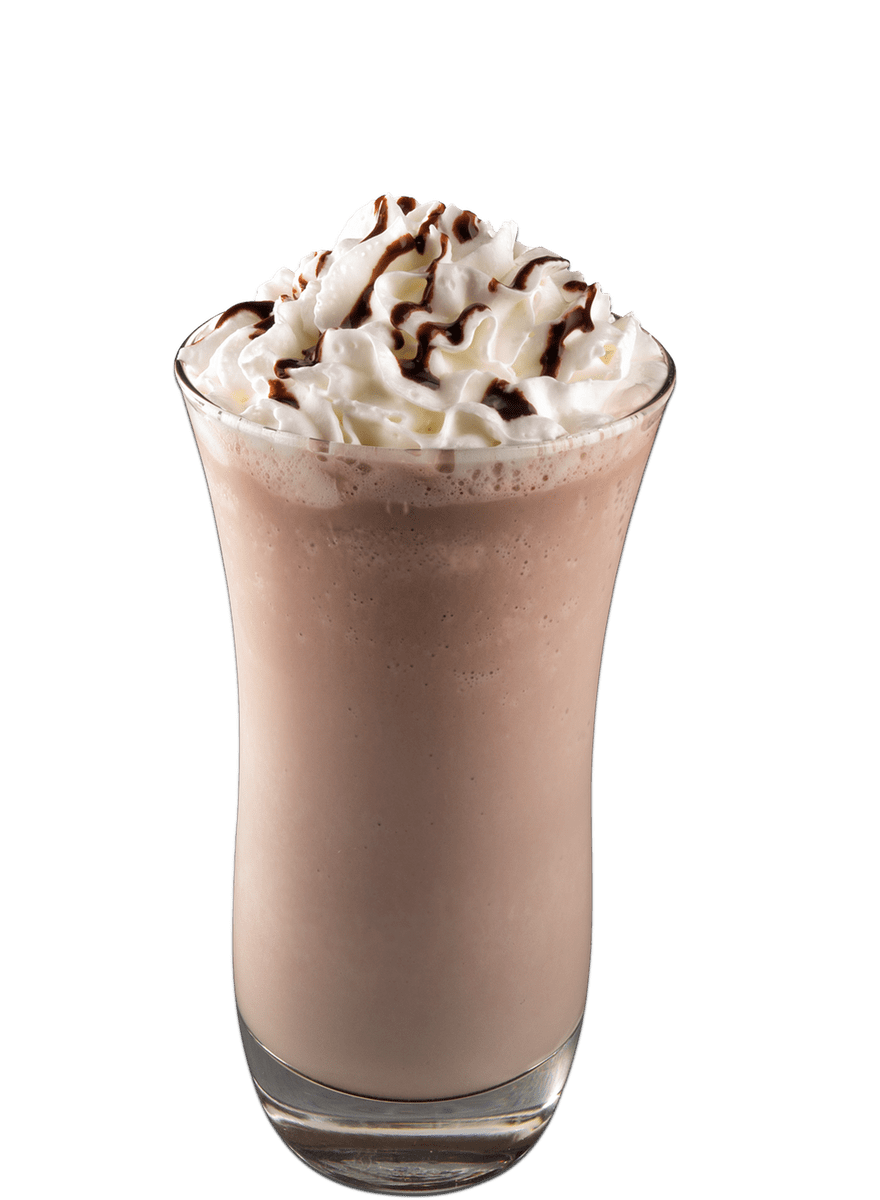 Frozen Hot Chocolate photograph