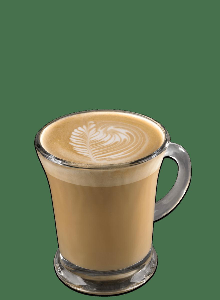 Latte photograph