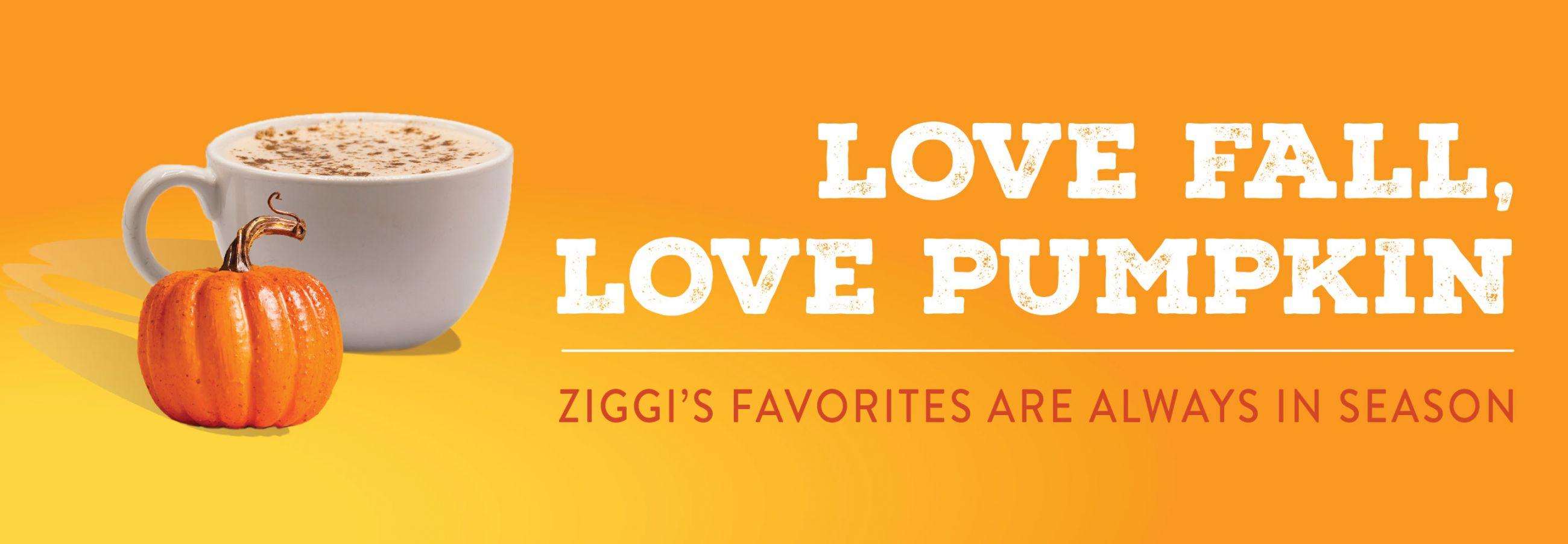 Love fall, love pumpkin | Photo of Spicy Pumpkin Chai in a mug