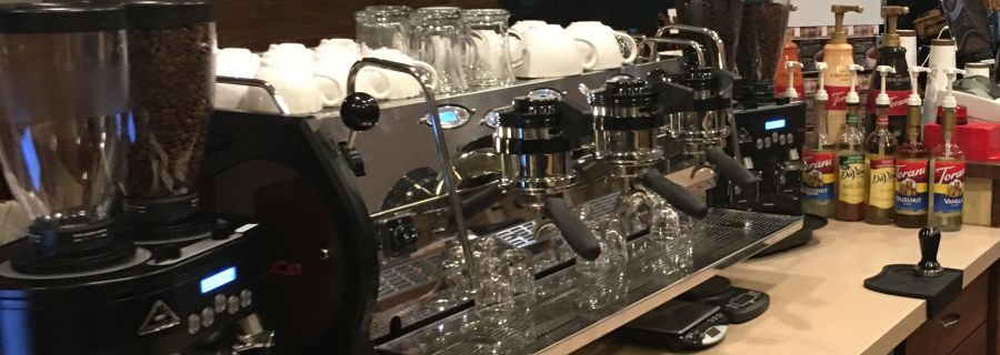 New High-End La Marzocco Strada EP Espresso Machines Arrive at Ziggi's blog image