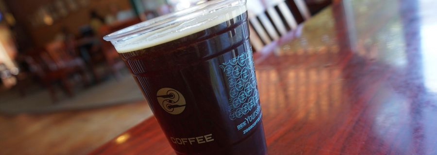 Introducing Nitro-Keg Cold Brew Coffee at Ziggi's Coffee blog image