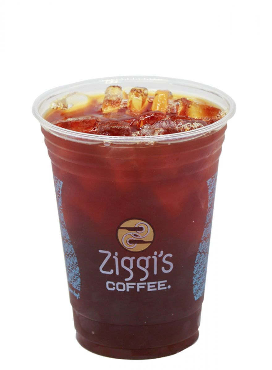 Iced Coffee photograph