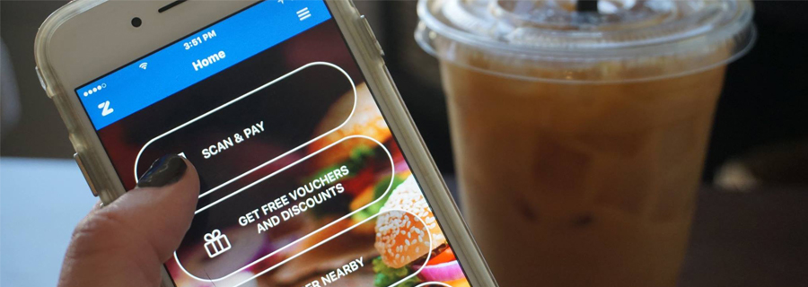 A New Way to Pay at Ziggi's Coffee blog image